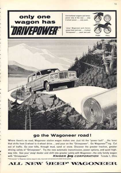 Jeep Wagoneer Wagon (1963)