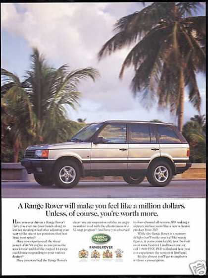 Land Range Rover 4WD Million Dollars Feeling (2000)