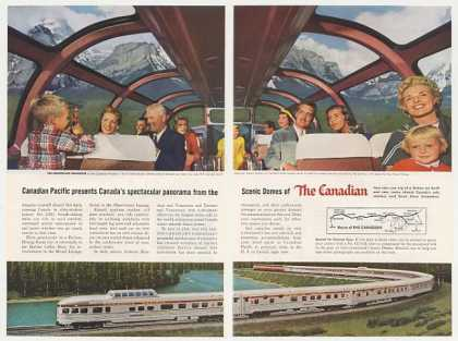 Canadian Pacific The Canadian Train (1956)