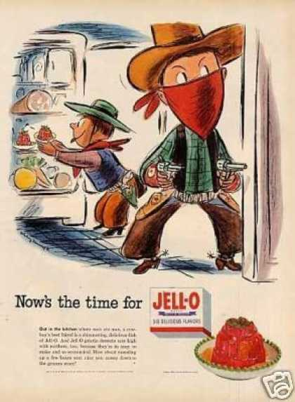 "Jello Ad ""Now's the Time... (1952)"