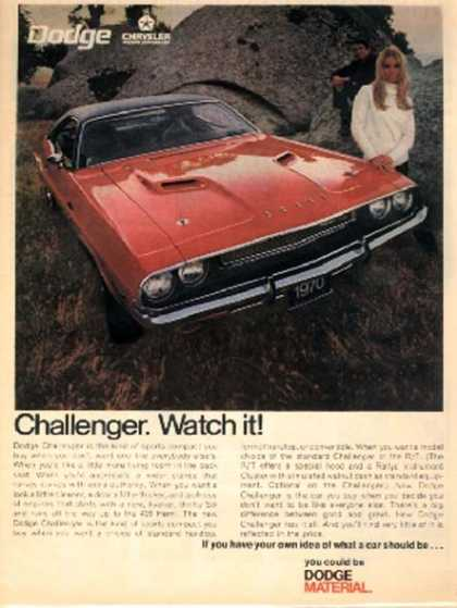 Chrysler's Dodge (1969)