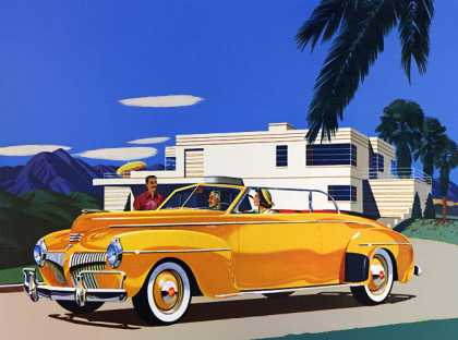 DeSoto Custom Convertible Coupe (1941)