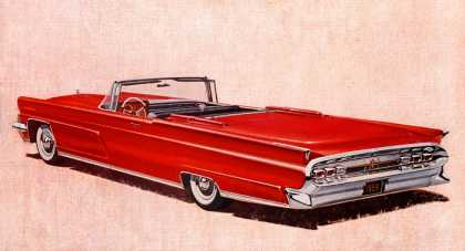 Continental Mark IV (1959)