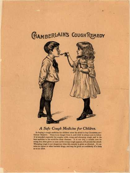 Chamberlain's cough medicine – Chamberlain's Cough Remedy
