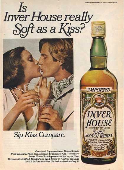 Inver House's Rare Scotch Whisky (1975)