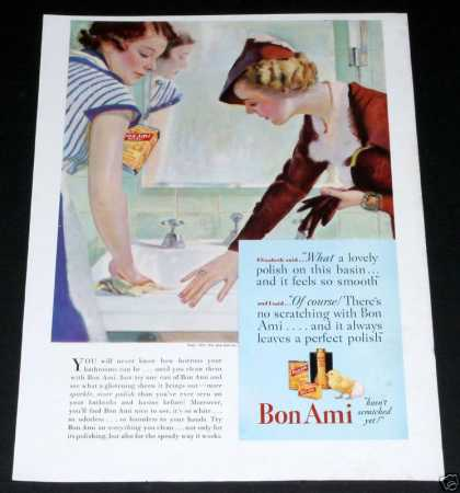 Bon Ami Hasn't Scratched Yet (1935)