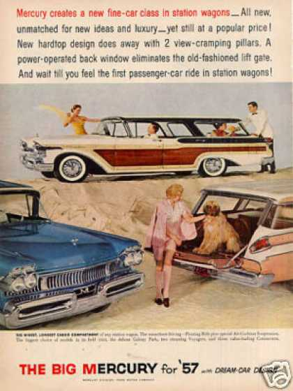 Mercury Cars (1957)