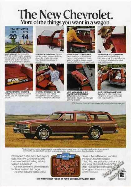 Chevrolet Station Wagon Photos Nice Car (1978)