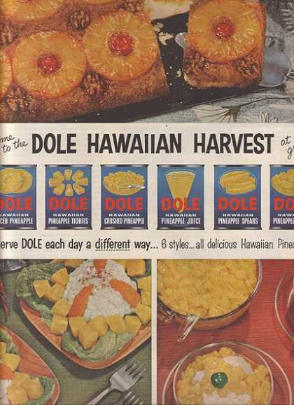 Dole's Pineapples (1955)