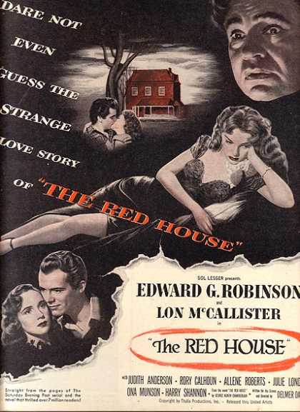 "The Red House (""Strange Love Story"") (1947)"