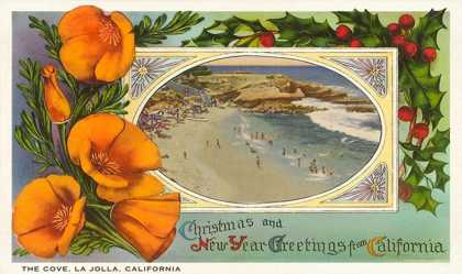 California Christmas, La Jolla Cove