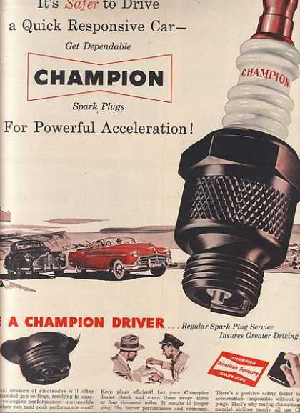 Champion's difference (1951)