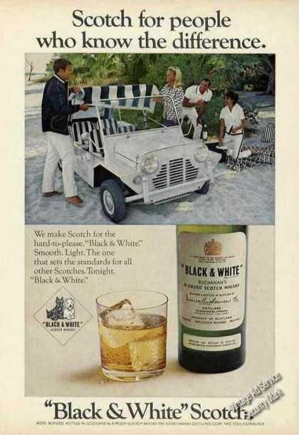 Black & White Scotch for People Who Know (1969)