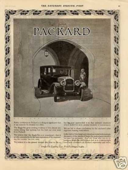 Packard Car (1923)
