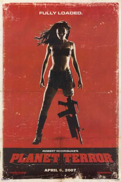 Grindhouse- Planet Terror (2007)
