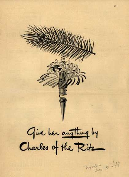 Charles of the Ritz – Give her anything by Charles of the Ritz (1949)