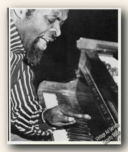 Muhal Richard Abrams Magazine Photo (1978)