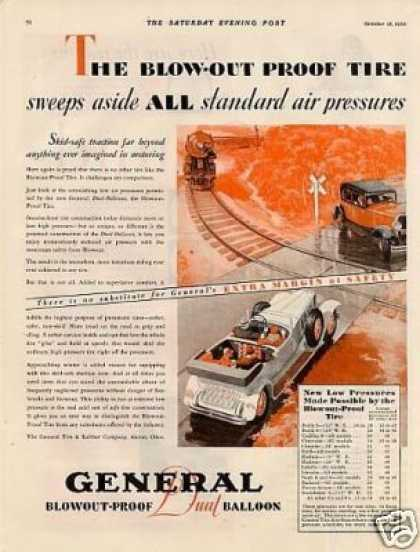 General Tire Color (1930)