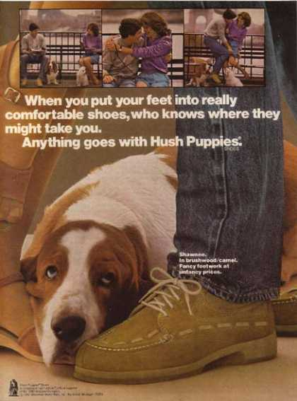 Hush Puppies (1980)