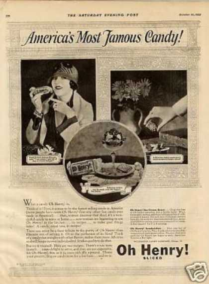 Oh Henry Candy (1925)