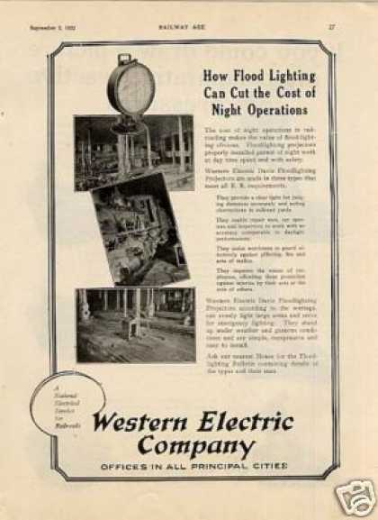 Western Electric Company (1922)