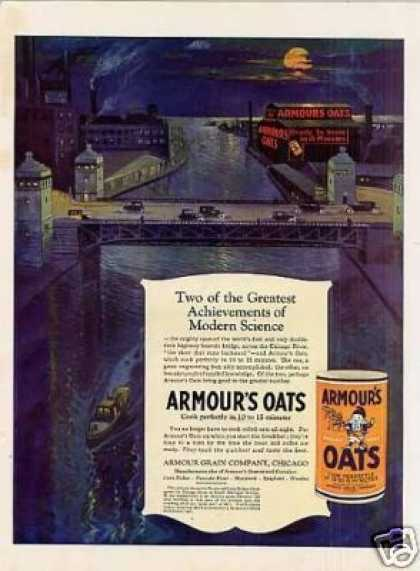 Armour's Oats Color (1923)