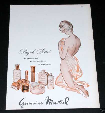 Germaine Monteil, Royal Secret (1964)