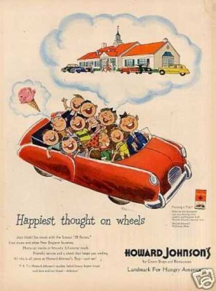 Howard Johnson's Resturant (1950)