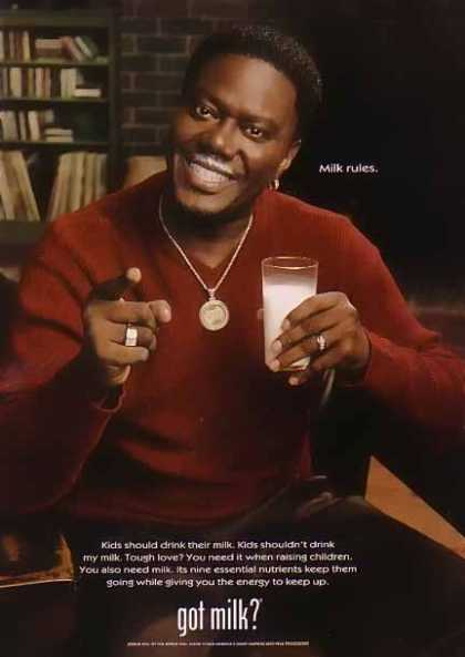 Bernie Mac – GOT MILK (2003)