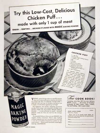 Magic Baking Powder (1942)