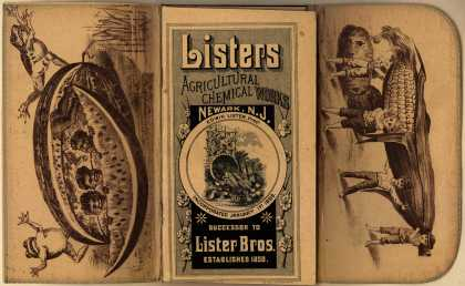 Listers Agriculture and Chemical Work's Agricultural Chemical Products – Listers Agricultural Chemical Works (1888)