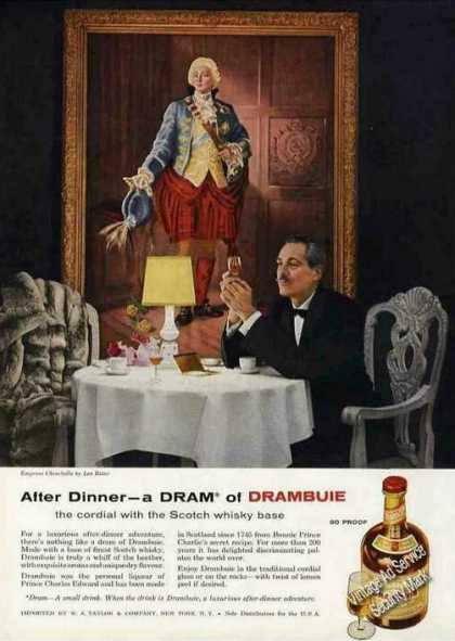 After Dinner : A Dram of Drambuie (1957)