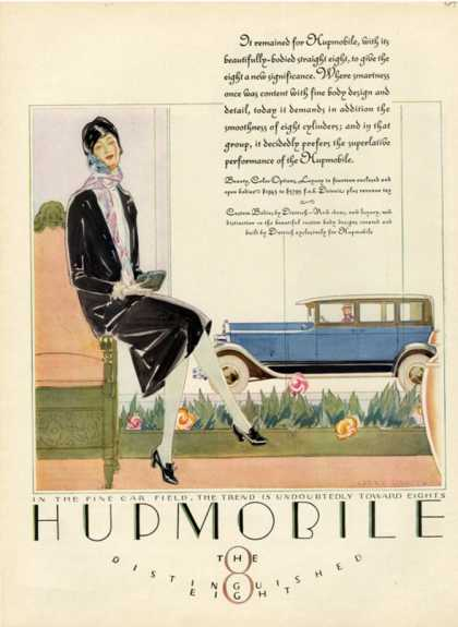 Hupmobile, USA (1929)