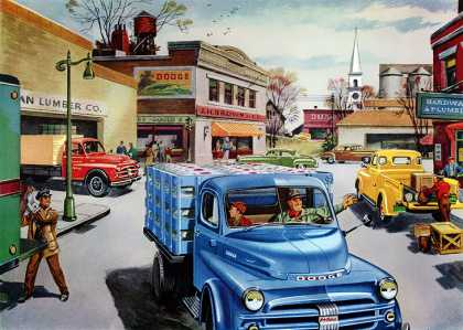 Dodge Job-Rated Trucks (1952)