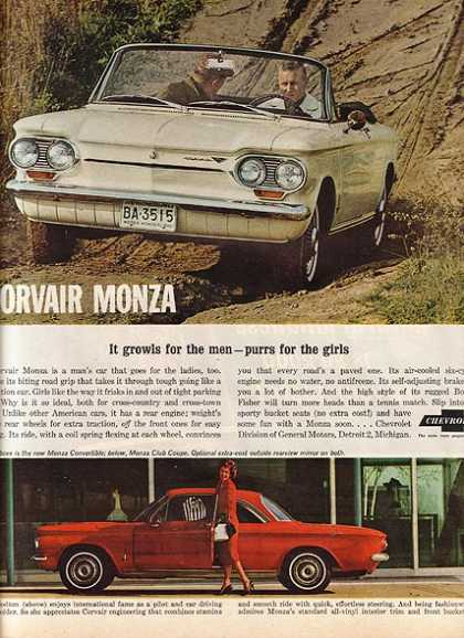 General Motor's Chevrolet Corvair (1963)