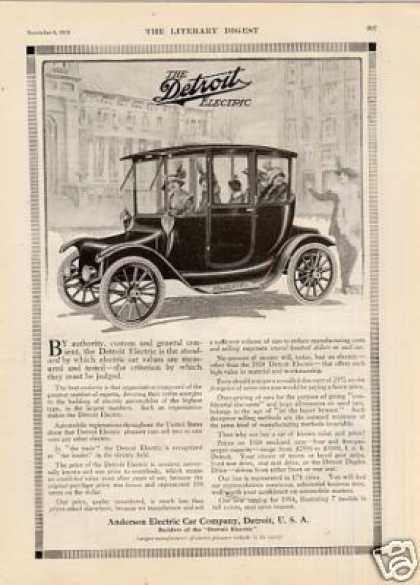 Detroit Electric Car (1913)