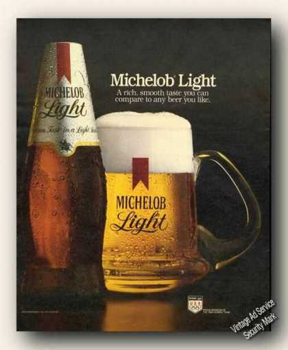 Michelob Light Beer (1983)