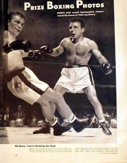 LaMotta, Jake Article Photo (1951)