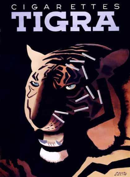 Tigra – Paul Colin