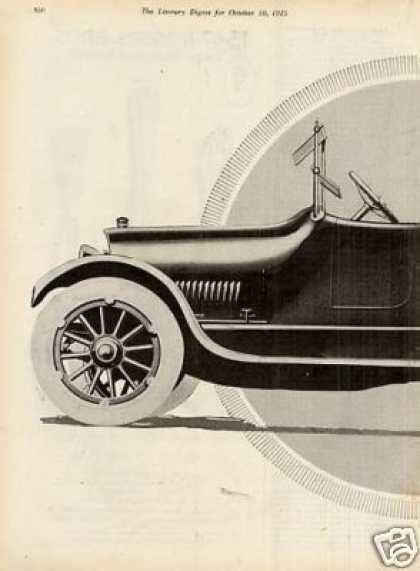 Reo Six Car Ad 2 Page (1915)