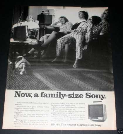 Sony Television (1970)