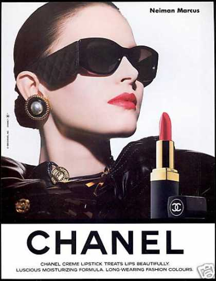 Chanel Creme Lipstick Pretty Woman (1990)