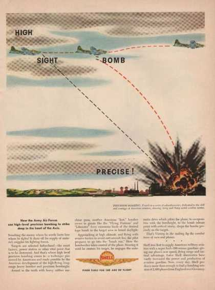 Army Air Forces Precision Bombing Shell (1944)