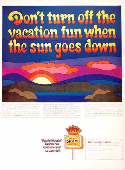 Best Western Motels (1968)