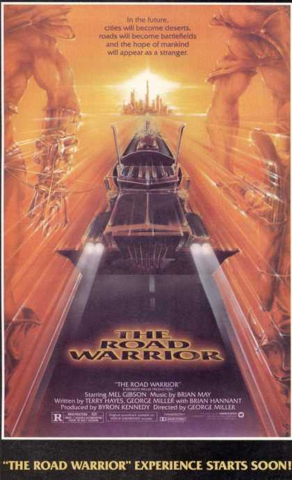Warner Brother's The Road Warrior (1982)