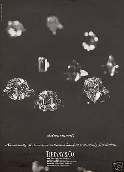 Tiffany & Co Diamonds Ring Jewelry Photo (1967)