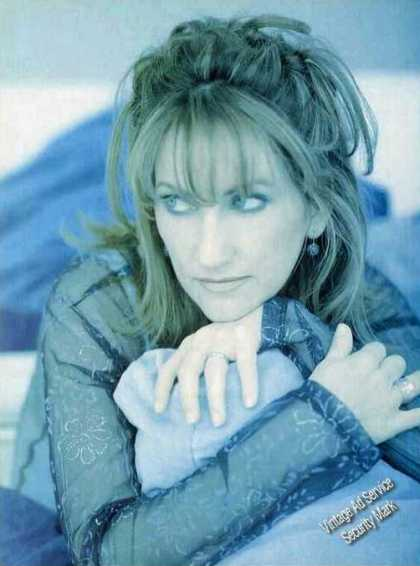 Lee Ann Womack Nice Magazine Print Photo (2000)