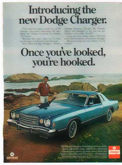 Dodge Charger – Tom Selick – Sold (1976)