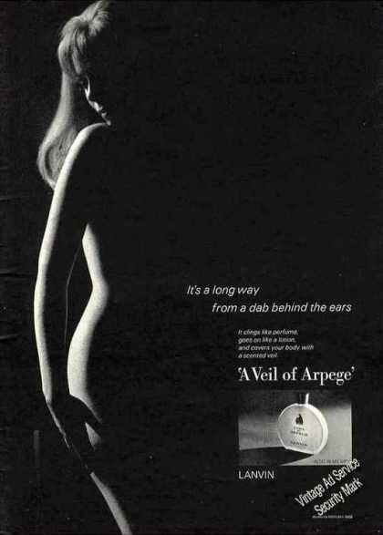 """A Veil of Arpege"" It's a Long Way Sexy Lady (1966)"