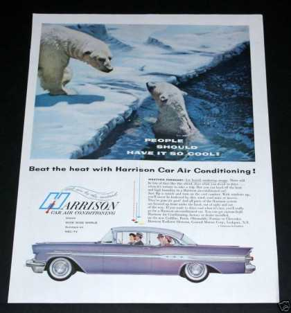 Harrison A/c, for Gm Cars (1957)